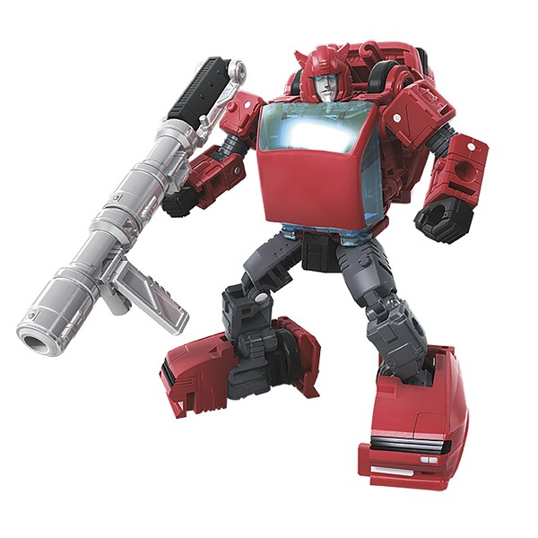 Transformers: Earthrise Deluxe Class CLIFFJUMPER