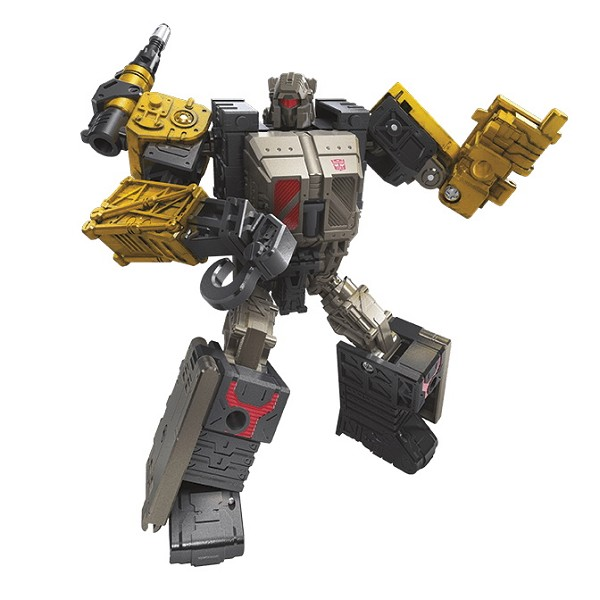 Transformers: Earthrise Deluxe Class IRONWORKS