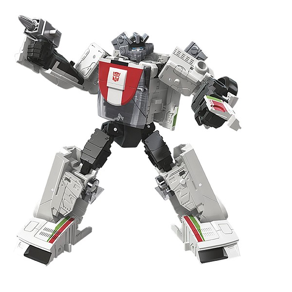 Transformers: Earthrise Deluxe Class WHEELJACK