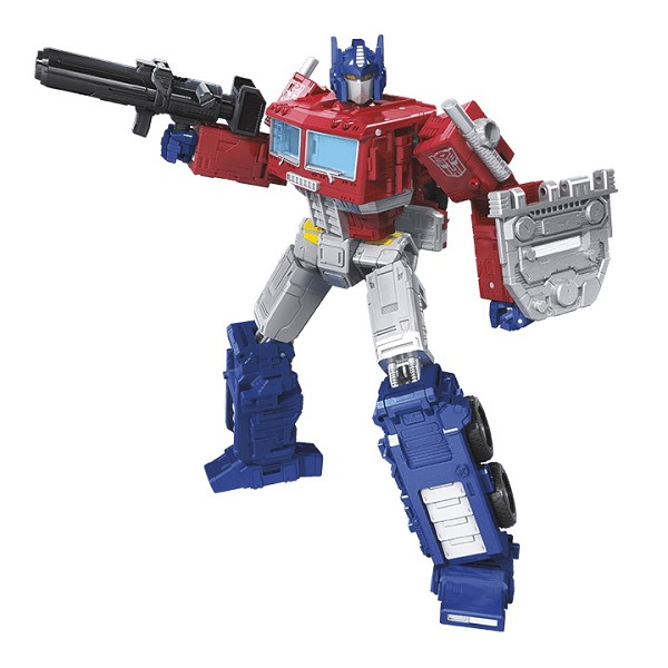 Transformers: Earthrise Leader Class OPTIMUS PRIME