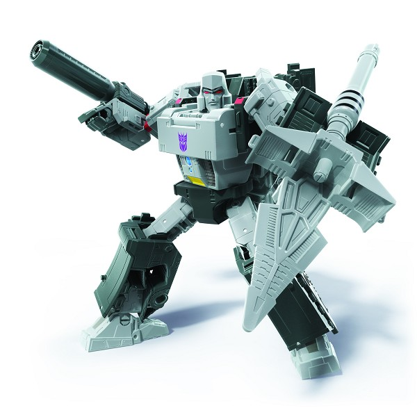 Transformers: Earthrise Voyager Class MEGATRON