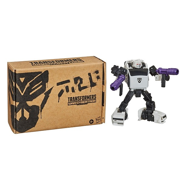 Transformers Generations Selects BUGBITE