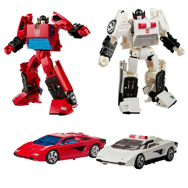 Transformers Generations Selects CORDON & SPINOUT (2-Pack)