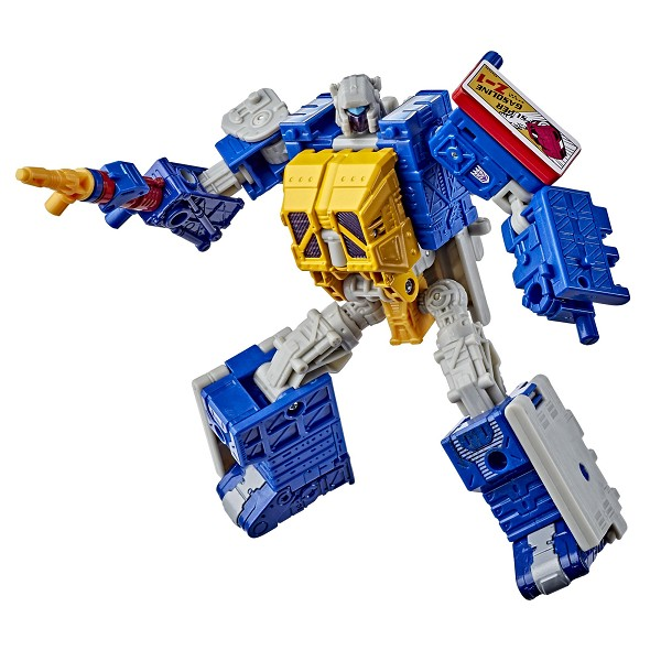 Transformers Generations Selects GREASEPIT