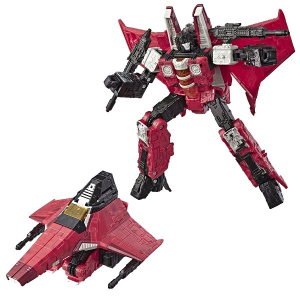 Transformers Generations Select VOYAGER RED WING