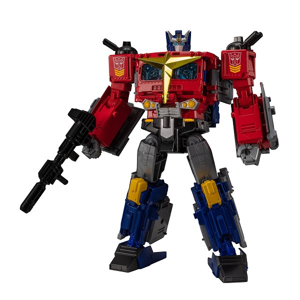 Transformers Generations Selects STAR CONVOY