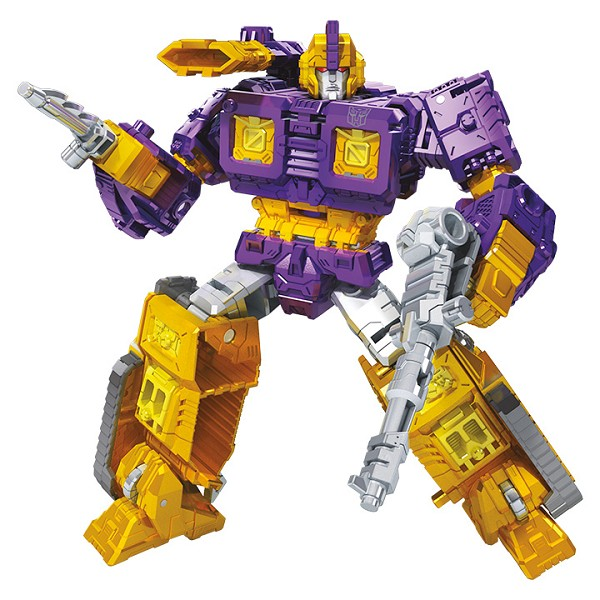 Transformers: Siege Deluxe Class IMPACTOR