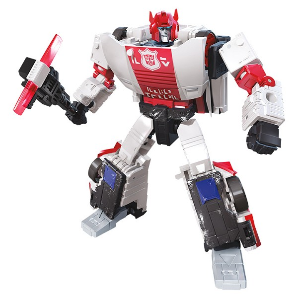 Transformers: Siege Deluxe Class RED ALERT