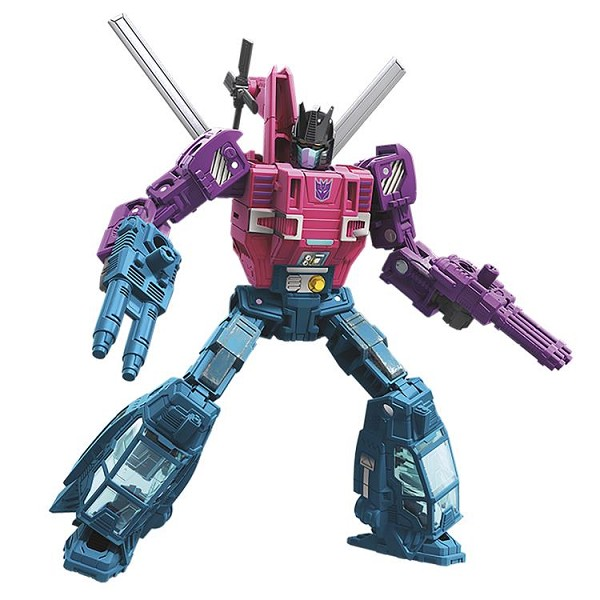 Transformers: Siege Deluxe Class SPINISTER