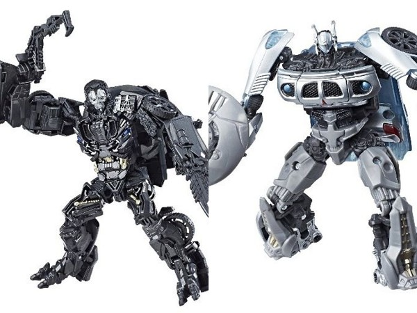 Transformers STUDIO SERIES WAVE 2 DELUXE (Set of 2)