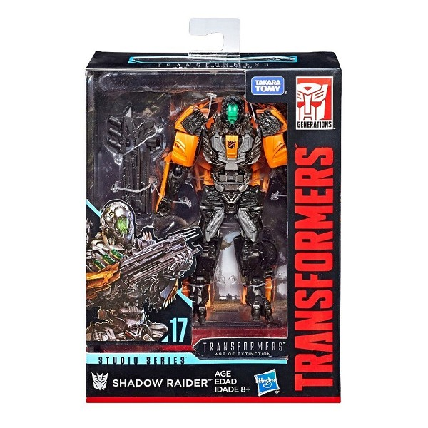 Transformers STUDIO SERIES DELUXE SS-17 SHADOW RAIDER