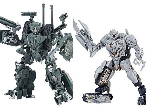 Transformers STUDIO SERIES WAVE 2 Voyager Set