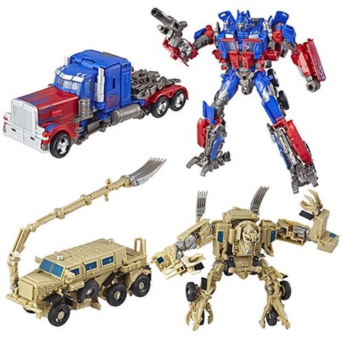 Transformers STUDIO SERIES WAVE 5 Voyager (Set of 2)
