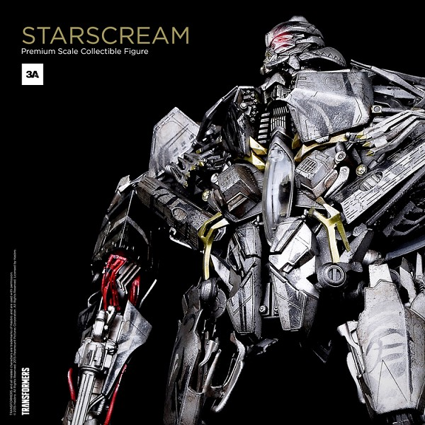 World of 3A Movie STARSCREAM (MIB Copy)