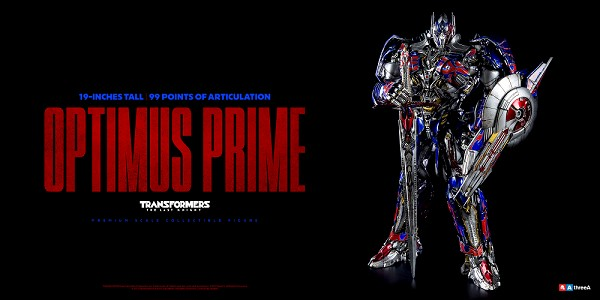 World of 3A The Last Knight OPTIMUS PRIME