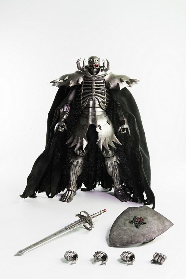 Three Zero 1/6th Scale BERSERK SKULL KNIGHT